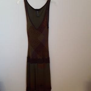 Custo Barcelona unique tank dress